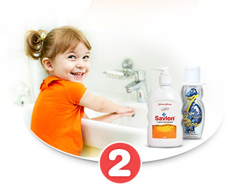 Hand wash/Sanitiser