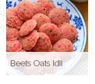 Beets Oats Idli
