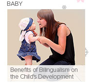 Benefits of Bilingualism on the Child's Development