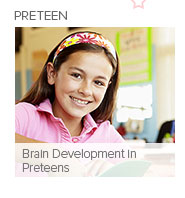 Brain Development in Preteens