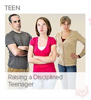 Raising a Disciplined Teenager