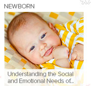 Understanding the Social and Emotional Needs of a Newborn through Behaviour