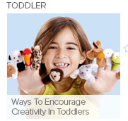 Ways To Encourage Creativity In Toddlers