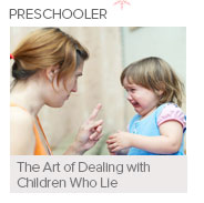 The Art of Dealing with Children Who Lie
