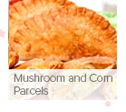 Mushroom and Corn Parcels