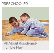 All About Rough-and-Tumble Play