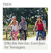 Effective Aerobic Exercises for Teenagers