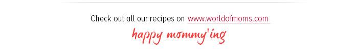 happy mommying