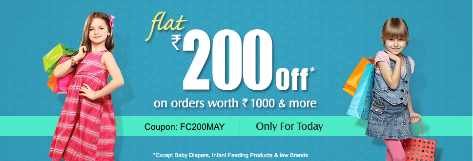 Firstcry coupons may 2019