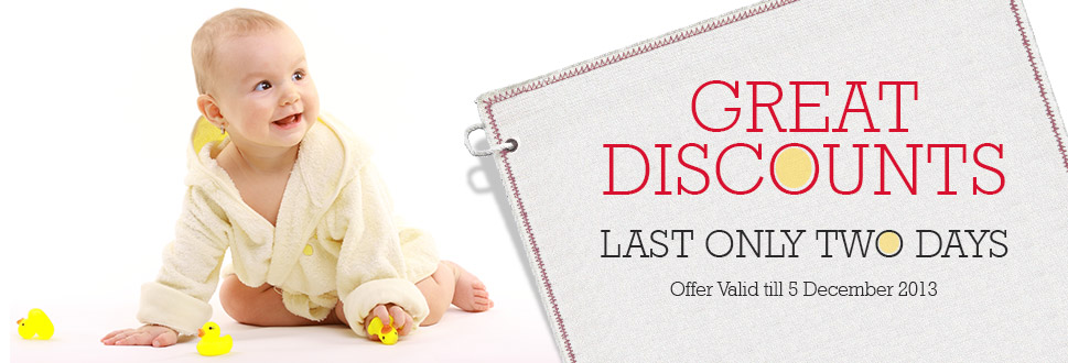 Flat 30% Off On Huggies, 20% Off On Mamy Poko, 15% Off Johnson & Johnson And More