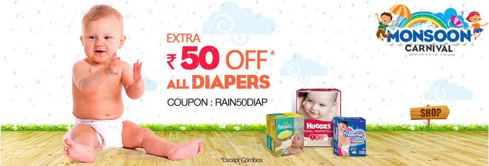 Recently Expired Diaper Offers Coupons
