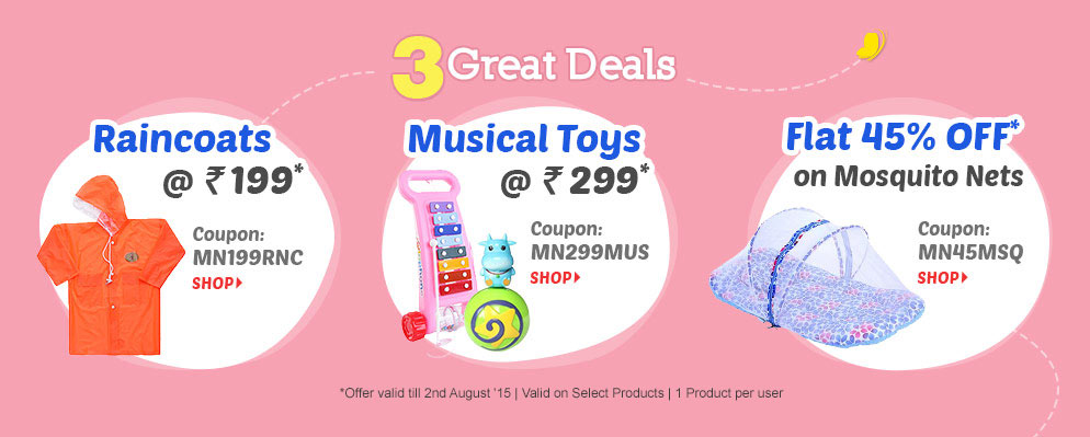 3 Great Deals