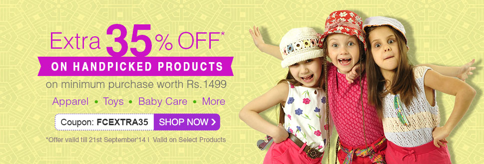 Extra 35% OFF on Handpicked Products