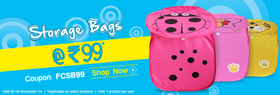 Storage Bags @ Rs. 99