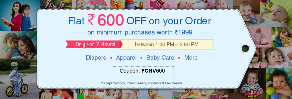 Rs 600 OFF on the order