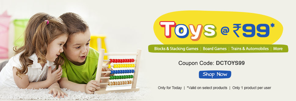 Toys @ Rs 99