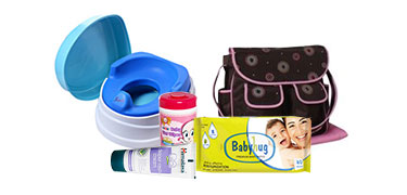 Flat 20% OFF* On Diapering Essentials