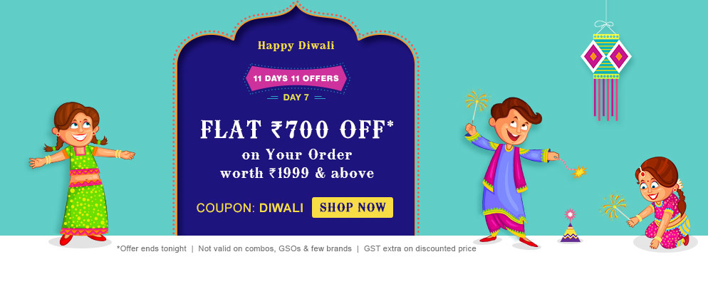 Rs. 700 OFF*