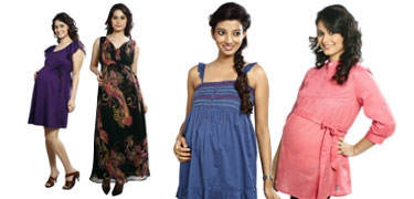 Flat 25% OFF* on Maternity Wear