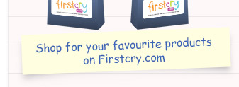 Shop for your favourite products on Firstcry.com or Goodlife.com
