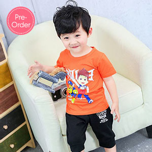 Stylish Dude | 6M - 8Y