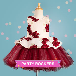 Party Dresses | 1 - 6Y