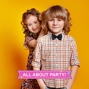 Prints for Party | 1 - 8Y