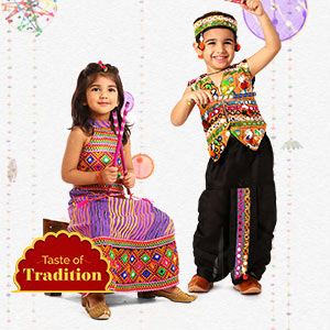 Navratri Special | Up to 6Y
