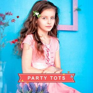 For a Day Party | 1 - 8Y