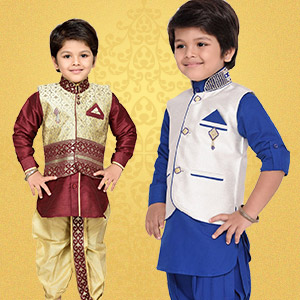 For the boys who love ethnic!