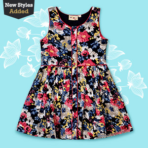 Frocks and more for her