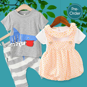 Stylish Sets for lil ones