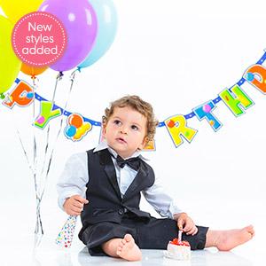 His Birthday Bash