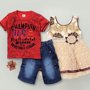Casual to Party Collection