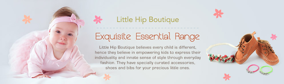 Little hip boutique exquisite essential range online for Little hip boutique