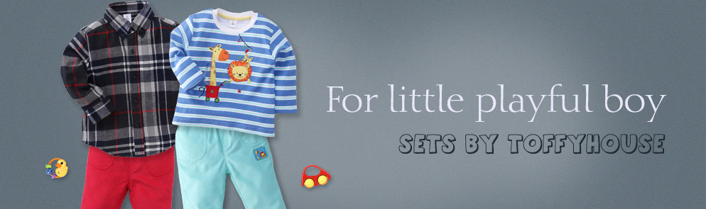 For little playful boy