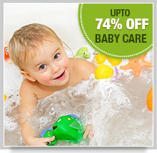 Upto 50% Off on Baby Care