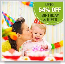 Upto 30% Off on Birthday