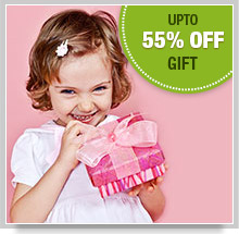 Upto 35% Off on Gifts