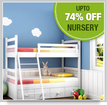 50% Off on Nursery
