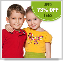 Upto 55% Off on Tees