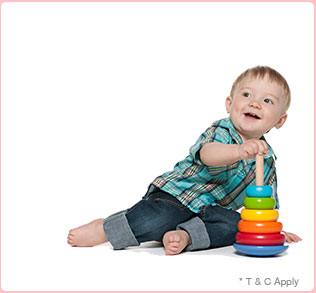 Firstcry Cashback Offer on Toys - Flat 20% OFF + 20% Cashback
