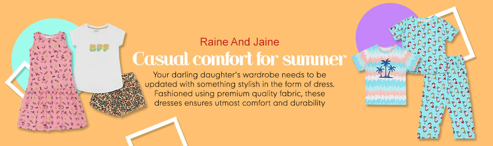 RAINE AND JAINE