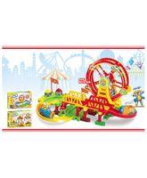 Kreative Box Ferris Wheel Train Track - Multicolor