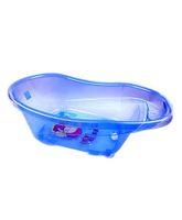Farlin Anti Skid Baby Bath Tub - Blue