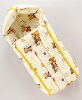 Babyhug Sleeping Bag Little Teddy - Yellow
