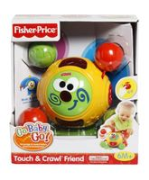 Fisher Price Go Baby Go Touch and Crawl Friend