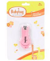 Babyhug Nail Clipper - Pink