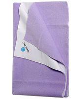 Quick Dry Bed Protector Mat Lilac - Medium