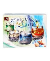 Toy Kraft - Gelwax Candles In Aquaria